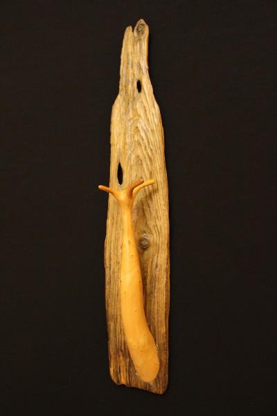 """""""Weihnachtstrauminsel""""    1995. Holz, hängend, 57 cm hoch"""