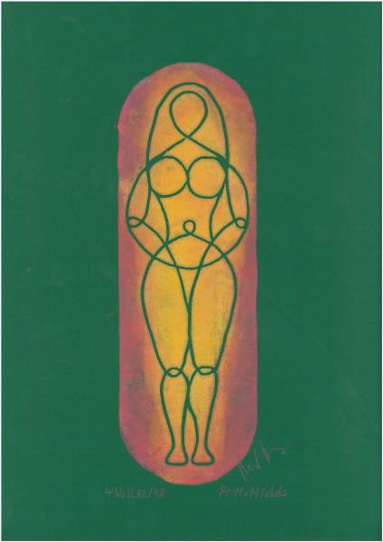"""4. Null"",   1982/1998,   33 x 11,   24/14"